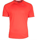 Nike Miler UV Short Sleeve Running Shirt 717405-877 DriFit $38 Mens S M L XL 2XL