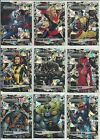 2015 Upper Deck Marvel Vibranium Refined (Cracked Ice) Parallel Card #ed. / 99