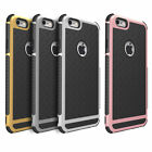 Outer Box Rubber Hybrid Hard Thin Case Cover for iPhone 5S/ SE/ 6/ 6S/ 7/ Plus