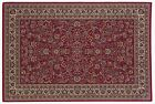 Ariana by Oriental Weavers Traditional Persian Deep Red Floral Rug 113R