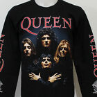 Queen Freddie Mercury Long Sleeve T-Shirt New Size S M L XL 2XL 3XL