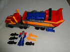 Transformers G1 Action Master armored Convoy Optimus Prime complete