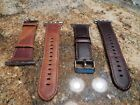 Brand New Genuine Leather Buckle Wrist Watch Band Strap For iWatch Apple Watch
