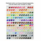 218 168 80 Color Set Markers Pen Touch Five Graphic Art Sketch Twin Tip Glove US
