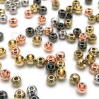 Внешний вид - HARELINE CYCLOPS BRASS BEADS - Black Brass Copper Gold Nickel - Fly Tying NEW!
