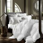 DUVET White Down and Feather Duvet OASIS ALL SIZES!!!  PERFECT FOR SUMMER!