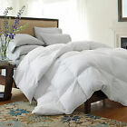 White Duck Down Duvet - 233 Thread Count -100% Cotton Box Stitched 80% Down
