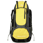 55L Waterproof Nylon Outdoor Couple Hiking Bag Women Large Sports Backpack