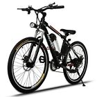 "26"" 250W 36V Folding Electric Mountain Bicycle EBike Speed Lithium Battery U.S@E"