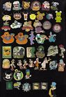 24 Disney Pin Pins AUSSUCHEN: Muppets, Pinochio, Bear In The big Blue House