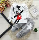 Baby clothes toddler boy kids boy clothes pullover top &pants outfits cartoon