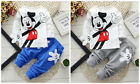 Внешний вид - Baby clothes toddler boy kids boy clothes pullover top &pants outfits cartoon