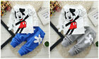 Kyпить Baby clothes toddler boy kids boy clothes pullover top &pants outfits cartoon на еВаy.соm