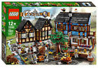 LEGO 10193 Medieval Market Village  BRAND NEW  AND FACTORY SEALED