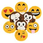 Emoji Cute Emoticon Cushion Soft Stuffed Pillow Novelty 25cm * DISCOUNT SALE