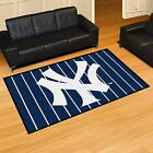 MLB - 5' X 8' INDOOR RUG - CHOOSE YOUR FAVORITE TEAM!!