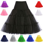 ROCK N ROLL 50s Swing Underskirt Vintage Skirt Tea Petticoat Tutu Skater Dress