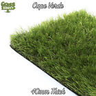BRAND NEW QUALITY CAPE VERDE ARTIFICIAL GRASS CHEAP ROLLS SOFT LAWN THICK GRASS
