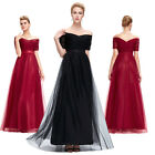 Long Prom Dresses Bridesmaid Party Masquerade Evening Ball Gowns Formal 6 12 14+