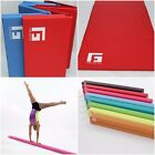 8FT GYMNASTIC BEAM AND MAT COMBO £99 FREE UK SHIPPING GYM FACTOR