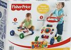 FISHER PRICE ACTIVITY WALKER 2 WAY OPERATION PLAY N LEARN AT ONE GROWS WITH CHIL