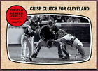 2017 Topps Heritage Cleveland Indians Baseball Card Your Choice You Pick