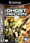 Tom Clancy's Ghost Recon 2 (Nintendo GameCube,  2005)