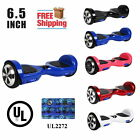 "UL2272 Bluetooth 6.5"" Solid Color Two Wheel Self Balancing Scooter"