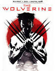 The Wolverine (Blu-ray/DVD, 2013, 2-Disc Set, Includes Digital Copy With Movie …