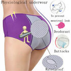 Lady Menstrual Period Leakproof Physiological Pant Briefs Seamless Panties fo