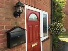 SD3 Large Wall Mounted Exterior/ Interior Secure Steel Letterbox
