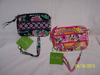 VERA BRADLEY TECH CASE-NEW WITH TAG-CHOOSE PETAL PAISLEY OR CLEMENTINE-VERY NICE