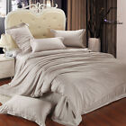 PERSIAN COLLECTION  NENA SOLID QUILT BEDDING BEDSPREAD COVERLET PILLOW CASES SET image