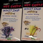 Hot Shotz Whiting Paternoster Rigs! OZ Seller EX Melbourne! Fast and Free Post!
