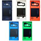 Back Housing Battery Door Cover For Nokia Lumia 730 735 W/ NFC Wireless Charging