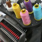 Threadart Polyester Machine Embroidery Thread  Huge 5000M 5500 Yard Cones