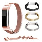Fitbit Alta vogue Stainless Steel Milanese Mesh Magnetic Loop Wrist Band Strap