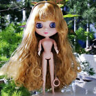 Nude Blyth Dolls DIY Change Doll No Colothes No Shoes BJD Toy For Girls