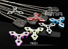 FMA multifunction attack defense rope buckle tactical Necklace TB321