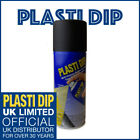 PlastiDip Plasti Dip - Black Spray Aerosol 311g(371ml) -24hr Delivery Available!