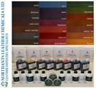 Unisol Leather Dyes for repair, colour, stain, dye Industry Standard. 150ml-5ltr