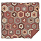 Graham Honeycomb Patchwork Quilt in 4 Sizes