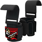 Gym Strap Hook bar Power Weight Lifting Training Wrist Support Lifting Athletics