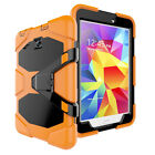 """Shockproof Hybrid PC Hard Stand Case Cover for Samsung Galaxy Tab E 8"""" T375 T377"""