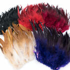 """WOOLY BUGGER SADDLE HACKLE - Hareline 6-7"""" Strung Webby Fly Tying Feathers NEW!"""