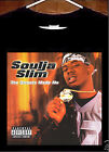 Soulja Slim T shirt; The Streets Made Me Soulja Slim Tee Shirt