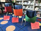 "ONE SIZE FIT ALL CHAIRS 16"" Wide Or Smaller DENIM Chair Pocket Seat Sack K-5th"
