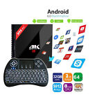 Octa Core H96 Pro+ Plus 3GB/32GB Bluetooth Amlogic S912 TV Box+Backlit Keyboard