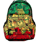 Sprayground Rasta Money Skate Unisex Bags Multicolour