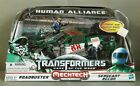 Transformers DOTM Dark of the Moon Movie Human Alliance Roadbuster In Box